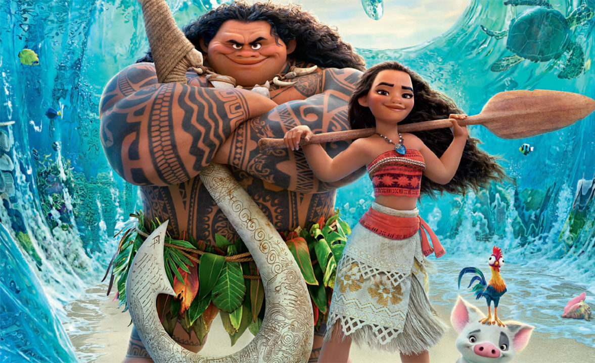 Moana: A New Kind of Cultural Hero